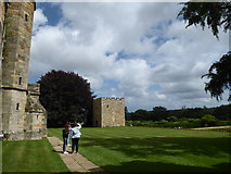 TQ5243 : Penshurst Place: late July 2017 by Basher Eyre