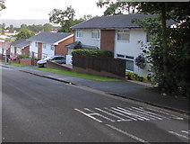 ST3090 : Westfield Drive semis, Malpas, Newport by Jaggery