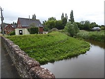 SX9791 : Clyst St Mary storm pumping station by David Smith