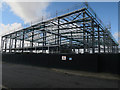 TL3665 : Buckingway Business Park expansion by Hugh Venables