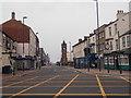 NZ6025 : West Dyke Road - viewed from High Street by Betty Longbottom