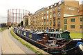 TQ3483 : Regent's Canal by Richard Croft