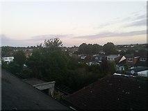 TQ2087 : Rooftops in Kingsbury by David Howard