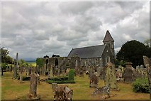 NX4355 : Wigtown Church by Andrew Wood
