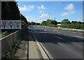 TL4661 : Milton Road into Cambridge by Hugh Venables