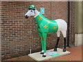 TQ5354 : Jockey, Herd of Hospice by Oast House Archive