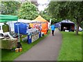 """NY9364 : """"Taste Tynedale"""" Food Festival in the Sele by Oliver Dixon"""