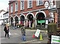 TQ9220 : Wildlife Weekend event at Rye Town Hall, Market Street by Patrick Roper