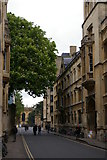 SP5106 : Turl Street, Oxford by Christopher Hilton