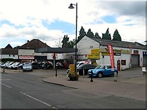 TQ2115 : SET Tyres, High Street, Henfield by Simon Carey