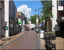 SU6351 : Winchester Street - Basingstoke by Sandy B