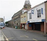SS5247 : Ilfracombe & N. Devon Subaqua Club, Ilfracombe by Jaggery