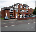 SO8555 : Lowesmoor House, Lowesmoor Place, Worcester by Jaggery