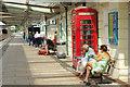 SH5771 : Bangor Station by Stephen McKay