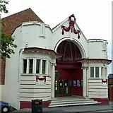 SK4641 : Scala Cinema, Ilkeston by Alan Murray-Rust