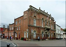 SK4641 : Ilkeston Town Hall by Alan Murray-Rust