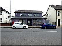 H6357 : Lavender, Main Street, Ballygawley by Kenneth  Allen