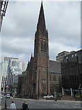 NS5865 : St Vincent Street and St Columba Church of Scotland by David Smith