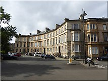 NS5766 : Terraced houses on Park Circus by David Smith