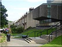 NS5666 : Terrace on Ashton Road by David Smith