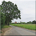 TM2743 : On Newbourne Road by John Sutton