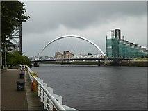NS5765 : The Clyde Arc bridge by David Smith