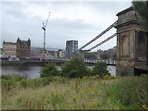 NS5864 : South Portland Bridge by David Smith