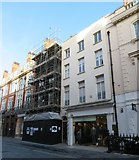 TQ2880 : All change - South Molton Street by Given Up