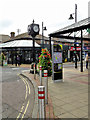 SU4519 : Eastleigh Town Clock by David Dixon