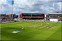 SJ8195 : England v South Africa, 4th Test, Old Trafford, 4 August 2017 by Richard Hoare