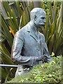 SO7745 : Elgar statue in Malvern by Philip Halling