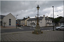 SX5973 : Princetown : Roundabout by Lewis Clarke