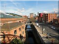 SJ8397 : Deansgate overview (east) by Gerald England