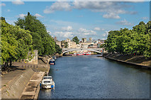 SE5952 : River Ouse by Ian Capper