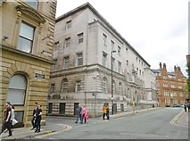 SJ8397 : Manchester, former Police HQ by Mike Faherty