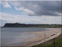 TA0390 : Scarborough's North Bay by Stephen Sweeney
