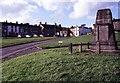 SE0399 : Reeth war memorial by Philip Halling