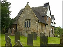 SK4338 : Church of All Saints, Dale Abbey by Alan Murray-Rust