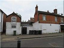 SU6351 : Older Basingstoke - Southern Road by Sandy B