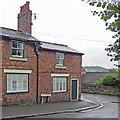 SK3447 : Belper: the corner of Mill Street by John Sutton