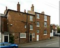 SK4235 : Georgian houses on Bare Lane, Ockbrook by Alan Murray-Rust