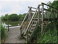 TG3515 : Viewing platform, Ranworth Broad by Hugh Venables