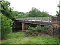 SD0899 : Bridge over the River Irt, Holmrook by G Laird