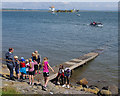 SD2363 : Piel Island ferry by Ian Taylor