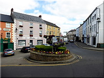 H4472 : The Diamond, Omagh by Kenneth  Allen