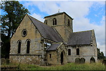 SE7160 : St. Botolph's Church, Bossall by Chris Heaton