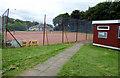 NS1967 : Skelmorlie Tennis Club by Thomas Nugent