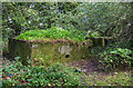 SJ4283 : WWII defences of Liverpool: RAF Speke airfield - Section Post (1) by Mike Searle