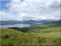 NS4092 : View towards Milarrochy, Loch Lomond by Alan O'Dowd
