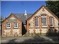 SU8299 : St John's School, Lacey Green by David Howard